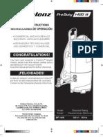 Koblenz BP-1400 Manual
