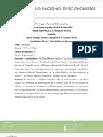 02-03-12 Relatoria - Alcances y perspectivas de la política social