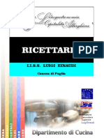RICETTARIO