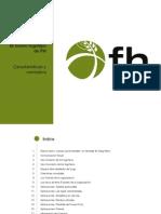 Guía de indentidad gráfica FH Bolivia