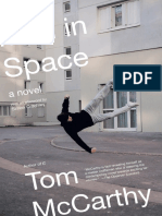 Men in Space by Tom McCarthy (Excerpt)