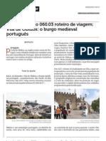 Arquiteturismo 060 03 Roteiro de Viagem Vila de Bidos o Burgo Medieval Portugues