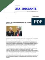 Madeira Emigrante nº 31 de 3 a 9 de Março de 2012