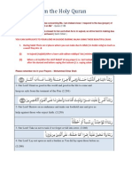 25 Duas From Quran