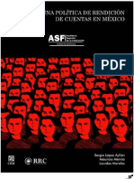 Hacia una Política de Rendición de Cuentas en México - CIDE / Red por la Rendición de Cuentas