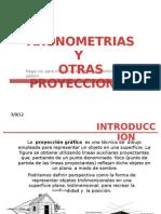 Axonometrias y Otras Proyecciones