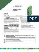 Fl Comserver Basic Description