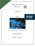 Informe Puente de Guayllabamba