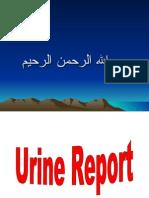 Presentation of Urine & Stool Analysis