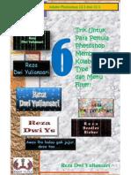 Sampul Buku Reza X.A