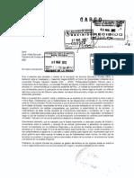 Carta a PCM _ en Apoyo a Los Decretos Anti Mineria Informal 06Mar2012