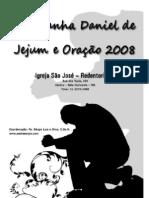 Campanha DANIEL de Jejum e Oracao