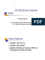 Tutorial SQLServer