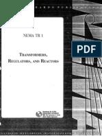 NEMA TR1-1993