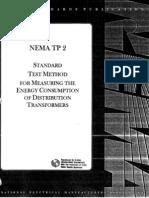 NEMA TP2-1998