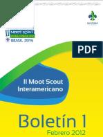 II Moot Interamericano - Boletín Nº1