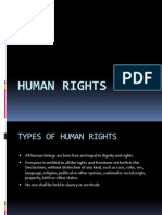 Human Rights Ppt