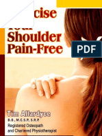 Exercise Your Shoulder Pain Free