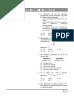 Práctica - Física - Práctica de Repaso