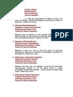 Madhupindika sutta pdf to excel