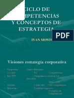 Ciclo de Competencias Estrategia