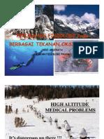 Emd166 Slide Perubahan Fisiologi Pada Berbagai Tekanan Oksigen