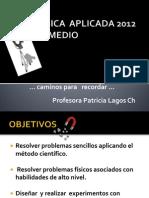 IV FISICA  APLICADA 2012
