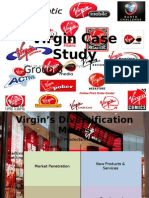 Virgin Case Study