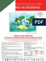 Folheto Concurso Desenhos Infantis APCER 2012