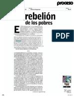 La Rebelión de los Pobres