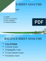 Balance Sheet Analysis Ppt @ Bec Doms Bagalkot Mba Finance