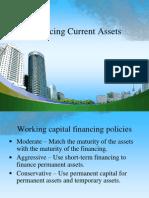 Financing Current Assets Ppt @ Bec Doms Bagalkot Mba Finanece