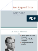 Sam Sheppard Trial