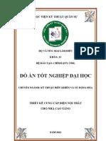 Do an Tot Nghiep Dai Hoc