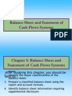 Statement of Cash Flows Systems Ppt @ Bec Doms Bagalkot Mba Finance