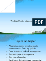 Working Capital Management Ppt @ BEC DOMS BAGALKOT