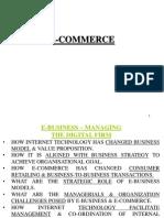 Pgdm e Commerce
