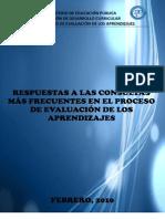 Respuestas a Las Consultas 2010
