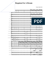 Requiem for a Dream - Score and Parts