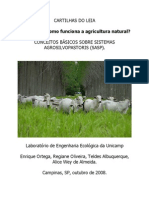 Sistemas Agrosilvopastoris