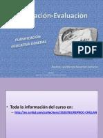 Intensivo Chillan Planificación, Curriculum y Evaluacion Parte Teorica.