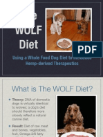 The WOLF Diet - Concept Overview