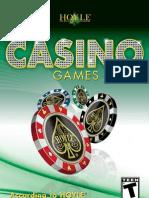 Casino Manual