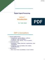 DSP Lec 01