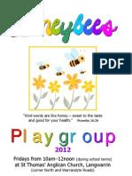 Honeybees Playgroup