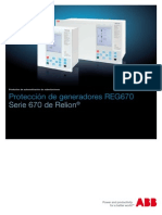 1MRK502026S1002 Es Proteccion de Gene Rad Ores REG670 ANSI