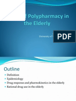 Polypharmacy Elderly