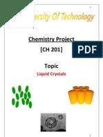 Chem - Liquid Crystals