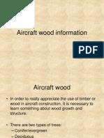 Aircraft Wood Information