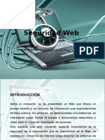 Seguridad Web